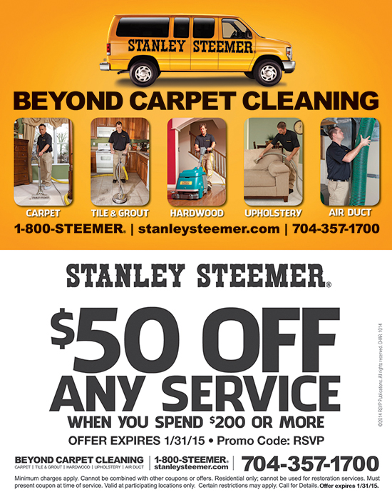 Valpak Stanley Steemer Coupon Samurai Blue Coupon